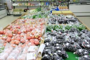 地場産野菜が並びます!